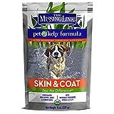 Pet Kelp Skin and Coat Formula Powder Antioxidant Supplement Dogs Cats 8oz