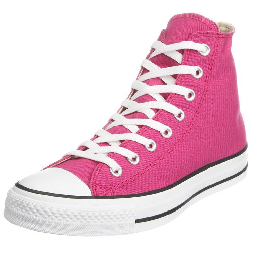Converse AS HI CAN OPTIC. WHT M7650, Unisex-Erwachsene Sneaker Rot