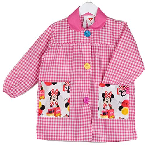 KLOTTZ - BABY MINNIE GUARDERIA niñas color: FUCSIA talla: 3
