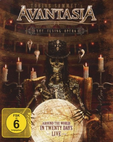 Avantasia - The Flying Opera - Around The World In 2