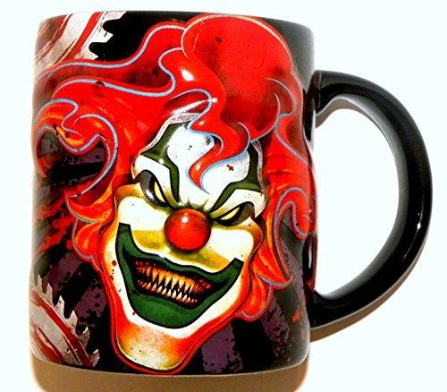 Universal Studios Halloween Horror Nights : 2015 25th Anniversary All Jack'd Up! Ceramic Coffee Tea Mug Cup by 2015 Halloween Horror Nights