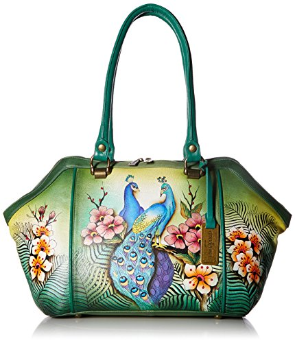 anuschka-equipaje-de-cabina-passionate-peacocks-multicolor-587-ppk
