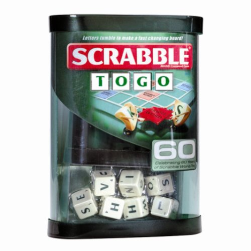 Mattel Scrabble Spiele - M8454-0 - Scrabble BLITZ!