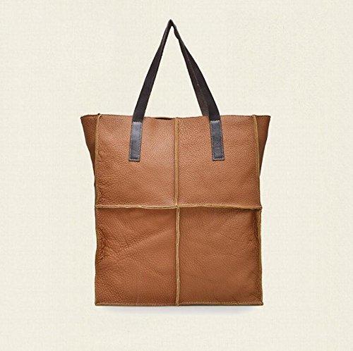 Mosaik-Tasche Tasche Tasche Schultertasche meters white