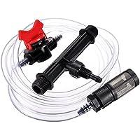 """Landslide 3/4""""hilo de riego Venturi Fertilizantes Inyectores dispositivo + jardín tubo de agua tubo de riego con filtro Kit de interruptor de control de flujo"""