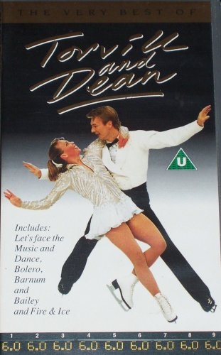 The Very Best of Torvill and Dean [VHS]