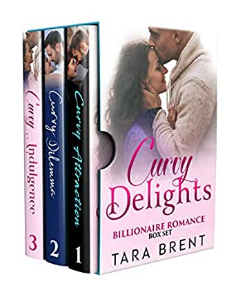 Curvy Delights: Billionaire Romance Box Set