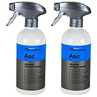 Koch Chemie 2x Asc Allround Surface Cleaner Spezial Oberflächenreiniger 500 ml