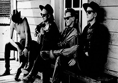Depeche Mode 34David Gahan Martin Gore Andrew Fletcher toller Rock-Metal Album Cover Design Musik Band beste Foto Bild Einzigartige Print A3Poster