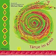 Tänze im Kreis, Tl.1, 1 Audio-CD