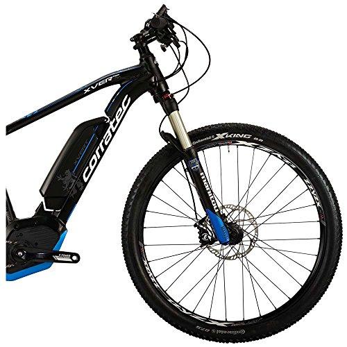Pedelec E-MTB 27,5 Zoll Corratec E-Power X-Vert Bosch Performance CX Motor, 11-Gang Shimano Deore XT, Magura MT Bremsen, E-Bike MTB