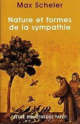 Natures et formes de la sympathie : Contribution à l'étude des lois de la vie affective