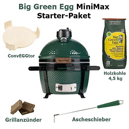 Big Green Egg MiniMax - Starter-Paket