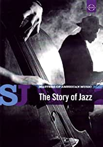 The Story of Jazz - Masters of American Music (Limited Edition - newly digitally remastered)