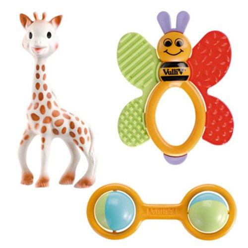 Vulli 200161 - Set nascita di Sophie la giraffa