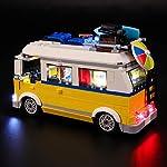 BRIKSMAX-Kit-di-Illuminazione-a-LED-per-Lego-Creator-Surfer-Van-Giallo-Compatibile-con-Il-Modello-Lego-31079-Mattoncini-da-Costruzioni-Non-Include-Il-Set-Lego