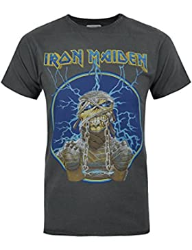 Hombres - Amplified Clothing - Iron Maiden - Camiseta