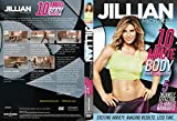 JILLIAN MICHAELS - 10 Minute Body Transformation DVD