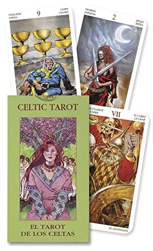 Mini Celtic Tarot/Das Keltische Tarot/Les Tarots Celtiques/El Tarot De Lost Celtas par  Lo Scarabeo, G. Gaudenzi, S. Tenuta