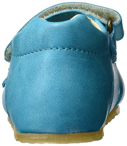 Falcotto Falcotto 1406, Chaussures Bébé marche bébé garçon Bleu jean
