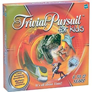 Hasbro Trivial Pursuit for Kids