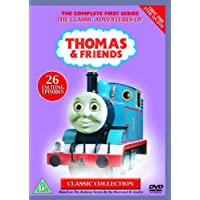 The Classic Adventures of Thomas & Friends: The Complete First Series