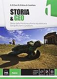 Storia e geo. Per le Scuole superiori. Con e-book. Con espansione online: 1