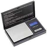 WINTEX Digitale Taschenwaage 200g/0,01g mit aufklappbarem Schutzdeckel, inklusive 2 x AAA Batterien – 2 Jahre Zufriedenheitsgarantie – Digital-Waage, Fein-Waage, Küchen-Waage, Präzisionswaage, Elektronische Waage