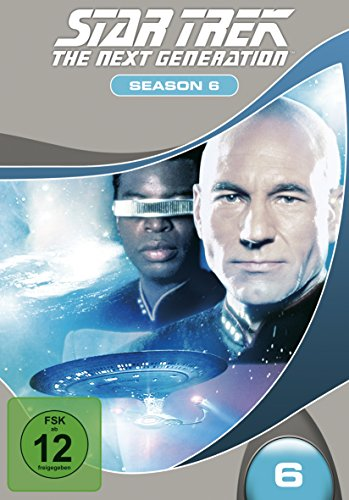 Next-generation-serie (Star Trek - The Next Generation: Season 6 [7 DVDs])