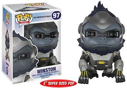 "Funko Overwatch Winston Figura de Vinilo, 6"" (9..."