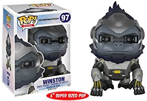 "Funko Overwatch Winston Figura de Vinilo, 6"" (9300)"
