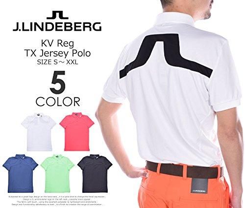 j-lindeberg-polo-homme-orange-medium