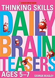 Daily Brainteasers for Ages 5-7