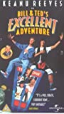 Bill And Teds Excellent Adventure [VHS] [1990]