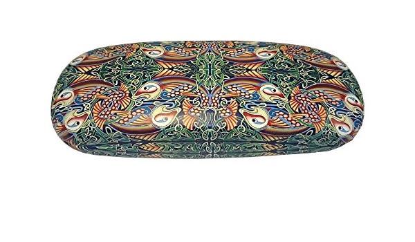 McLaughlins Irish Shop Brillenetui aus Irland im keltischen Design Vogel