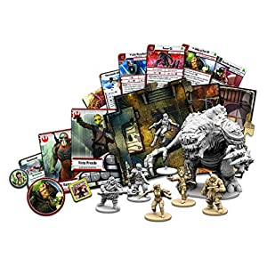Fantasy Flight Games-El Reino de Jabba, colección Imperial Assault (FFSWI32)