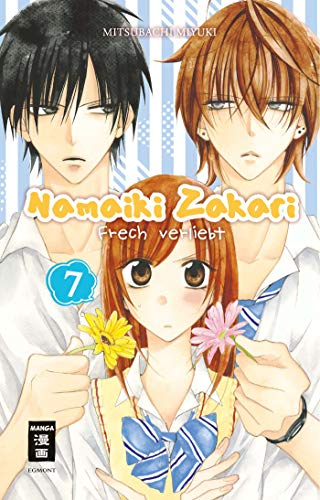 Namaiki Zakari - Frech verliebt 07