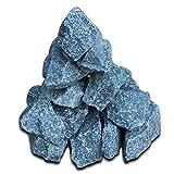 vidaXL Saunasteine 15kg 6-8cm Sauna Dampfsteine Ofensteine Aufgusssteine