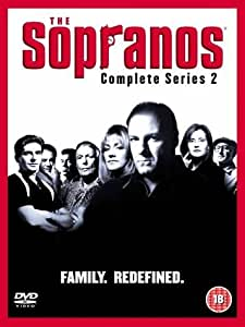 The Sopranos - Season 2 [Standard Edition] [Import anglais]