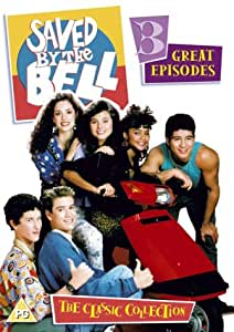 Saved By The Bell: The Classic Collection - 3 Classic Episodes [DVD]