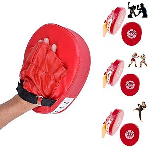Boxtraining Mitt Ziel Fokus Schlagpolster Handschuh MMA