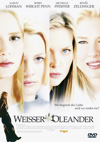 Weißer Oleander
