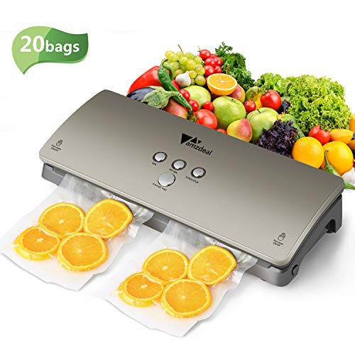 Amzdeal Vacuum Sealer Machine Fo...