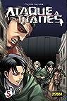 Ataque a los Titanes 5 par Isayama