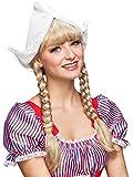 Orlob Damen Kostüm Zubehör Haube Holländerin Karneval Fasching Gr.57/60