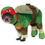 Disfraz de Raphael Tortugas ninja para perro - XL