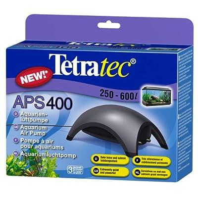 Tetra APS400 Silent Aquarium Air Pump for 250 - 600 Litre Fish Tanks