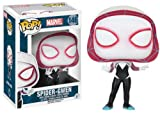 Funko- Comics Pop Bobble Marvel Spider-Gwen, 7261