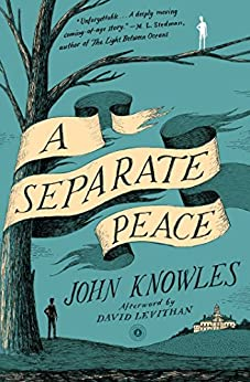 A Separate Peace (English Edition) van [Knowles, John]