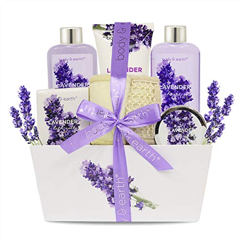 Bath Spa Gift Set, Body & Earth ...